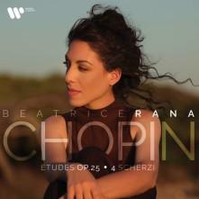 CD RANA, BEATRICE - CHOPIN ÉTUDES OP. 25 – 4 SCHERZI