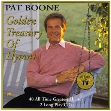CD BOONE, PAT - GOLDEN TREASURY OF HYMNS