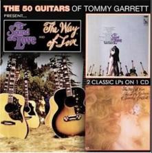 CD GARRETT, TOMMY - SOUND OF LOVE & THE WAY OF LOVE