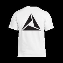 Tričko Logo Black print, Muž, Biela,