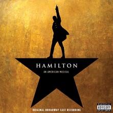 CD ORIGINAL BROADWAY CAST - HAMILTON
