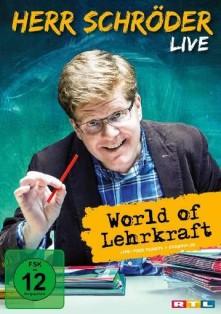 DVD HERR SCHRODER - World of Lehrkraft (Live)