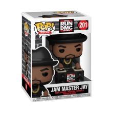Figúrka Run DMC POP! Rocks Vinyl Figure Jam Master Jay