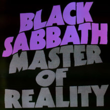 Vinyl Master Of Reality