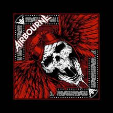 Šatka Red Skull, Unisex, Čierna, Univerzálna