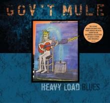 CD GOV'T MULE - HEAVY LOAD BLUES