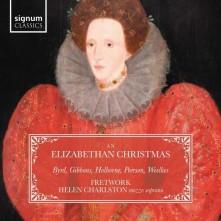 CD FRETWORK - AN ELIZABETHAN CHRISTMAS