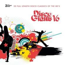 CD V/A - DISCO GIANTS VOL.16