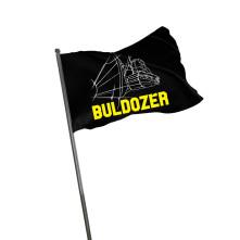 Vlajka Buldozér