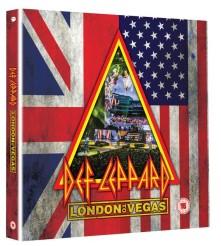 DVD LONDON TO VEGAS/LTD/4CD