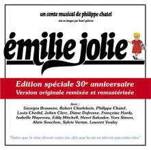 CD MUSICAL - Émilie Jolie - Édition 30ème A