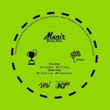 Vinyl MUNIR - CIRCUIT LINE