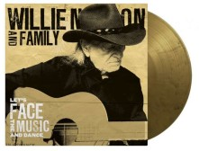 Vinyl NELSON, WILLIE & FAMILY - LET'S FACE THE MUSIC AND DANCE