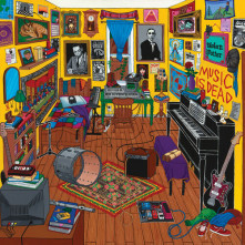 CD POTTER, NOLAN - MUSIC IS DEAD