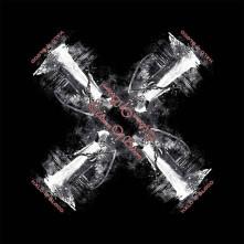 Šatka Halo of Blood, Unisex, Čierna, Univerzálna