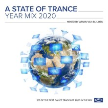 Vinyl V/A - A STATE OF TRANCE YEAR MIX 2020