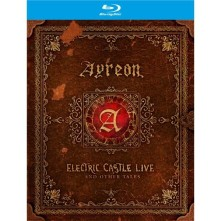 Blu-ray ELECTRIC CASTLE LIVE AND OTHER TALES
