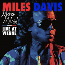 CD MERCI, MILES! LIVE AT VIENNE