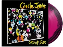 Vinyl CIRCLE JERKS - GROUP SEX: 40TH ANNIVERSARY