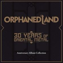 CD ORPHANED LAND - 30 Years Of Oriental Metal