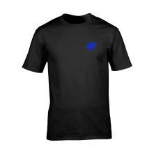 Tričko Ach Ano III Čierna / Modrá, Muž, Čierna,