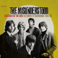 CD MISUNDERSTOOD - CHILDREN OF THE SUN