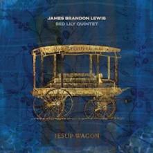 Vinyl LEWIS, JAMES BRANDON & RE - JESUP WAGON