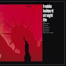 CD HUBBARD, FREDDIE - STRAIGHT LIFE