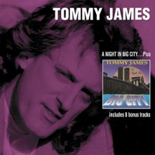 CD JAMES, TOMMY - A NIGHT IN BIG CITY