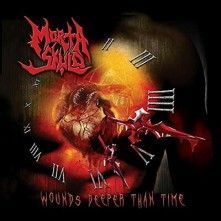 CD MORTA SKULD - WOUNDS DEEPER THAN TIME