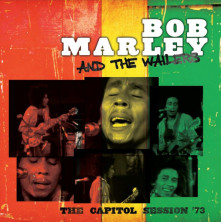 CD & The Wailers The Capitol Session '73
