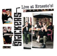 Vinyl SLACKERS - LIVE AT ERNESTO'S!
