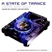 CD BUUREN, ARMIN VAN - A STATE OF TRANCE 2011