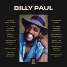 Vinyl PAUL, BILLY - The Best Of Billy Paul