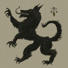 Vinyl WORMWITCH - WOLF HEX