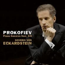 CD ECKARDSTEIN, SEVERIN VON - PROKOFIEV PIANO SONATAS NOS. 6-8