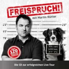 CD RUTTER, MARTIN - Freispruch! - Live