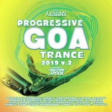CD V/A - PROGRESSIVE GOA TRANCE 19