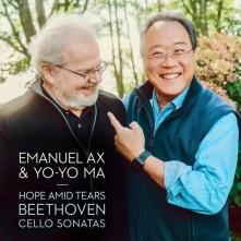 CD MA, YO-YO & EMANUEL AX - Hope Amid Tears - Beethoven: C