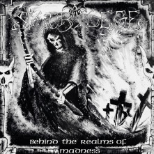 CD SACRILEGE - BEHIND THE REALMS OF MADNESS