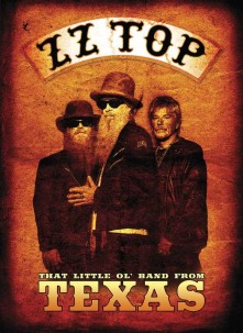 DVD THAT LITTLE OL' BAND FROM TEXAS