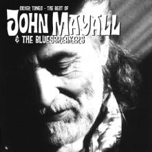 CD MAYALL, JOHN & THE BLUESBREAKERS - SILVER TONES - THE BEST OF JOHN MAYALL