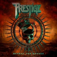 CD PRESTIGE - REVEAL THE RAVAGE