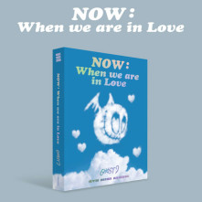 CD GHOST9 - NOW: WHEN WE ARE IN LOVE