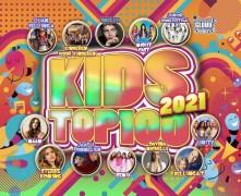 CD V/A - KIDS TOP 100 - 2021