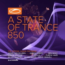 CD V/A - A State of Trance 850