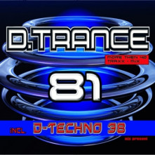 CD V/A - D.TRANCE 81