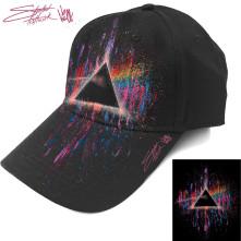 Šiltovka DSOTM Pink Splatter, Unisex, Čierna, Univerzálna