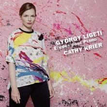 CD KRIER, CATHY - GYORGY LIGETI, ETUDES POUR PIANO 1-18