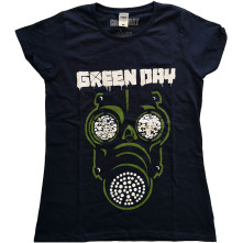 Tričko Green Mask, Žena, Modrá,